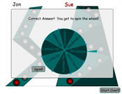 Create a game with your own questions for kids to play online.  Perfect for homeschool.