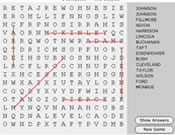 Create and play your own word search online